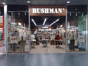 Bushman obchod