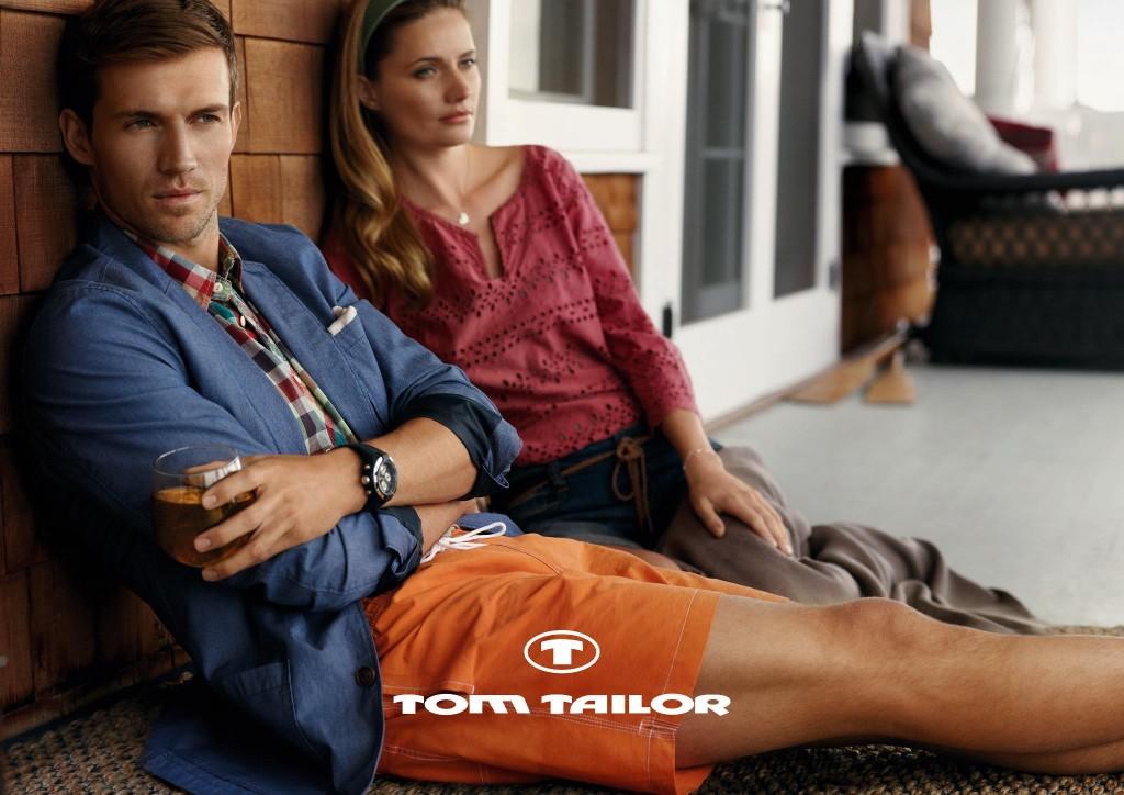 Tom Tailor oblečenie