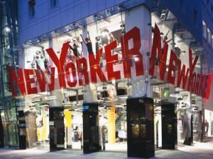 New York predajna